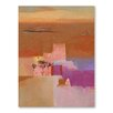 Americanflat The Road to Ouarzazate II Art Print Wrapped on Canvas