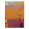 Americanflat Leinwandbild Desert Glow, Kunstdruck
