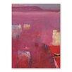Americanflat Leinwandbild High Atlas Plateau, Kunstdruck