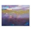 Americanflat Moroccan Mauves Art Print Wrapped on Canvas