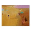 Americanflat Moroccan Art Print Wrapped on Canvas