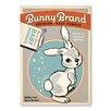 Americanflat Bunny Brand Baby Powder 1 Vintage Advertisement
