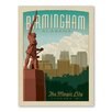 Americanflat Asa Birmingham Vintage Advertisement