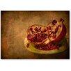"Americanflat Leinwandbild ""Pomegranate"" von Lina Kremsdorf, Fotodruck"