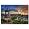 Americanflat 'City Top' by Lina Kremsdorf Photographic Print on Wrapped Canvas