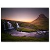 Americanflat 'Waterfall II' by Lina Kremsdorf Photographic Print on Wrapped Canvas