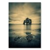Americanflat 'Island' by Lina Kremsdorf Graphic Art on Wrapped Canvas