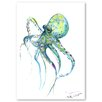 Americanflat 'Octopus' by Suren Nersisyan Graphic Art on Wrapped Canvas