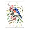 Americanflat 'Bird' by Suren Nersisyan Painting Print on Wrapped Canvas
