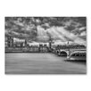 Americanflat 'Palace' by Lina Kremsdorf Photographic Print on Wrapped Canvas
