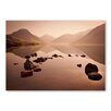 Americanflat 'Lake 2' by Lina Kremsdorf Photographic Print on Wrapped Canvas