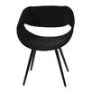 La Viola Décor Free Circular Arm Chair