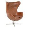 La Viola Décor Muna Egg Shape Arm Chair