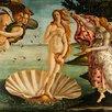 "yourPainting Leinwandbild ""Birth of Venus"" von Sandro Botticelli, Kunstdruck"