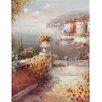 yourPainting yourPainting original painting Amalfi Coast Maiorie Original Painting on Canvas