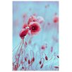yourPainting yourPainting flowers Verschlungen by Moqui Photographic Print on Canvas