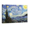 yourPainting Starry Night by Vincent Van Gogh Original Painting on Canvas