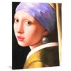 yourPainting Girl with a Pearl Earing by Jan Vermeer Original Painting on Canvas