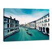 yourPainting Venedig by Ive Völker Original Painting on Canvas