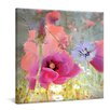 yourPainting Summer Feelings by Kay Weber Original Painting on Canvas