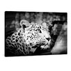 "yourPainting Leinwandbild ""Leopard"", Originalgemälde"