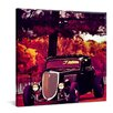 yourPainting Oldtimer Original Painting on Canvas