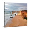 yourPainting Great Ocean Road Original Painting on Canvas