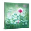 yourPainting Poppy Seed by Moqui Original Painting on Canvas