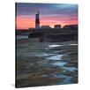 yourPainting Portland Bill Original Painting on Canvas