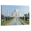 "yourPainting Leinwandbild ""Taj Mahal"", Originalgemälde"