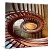"""yourPainting Leinwandbild """"Stairs"""", Originalgemälde"""
