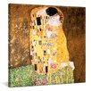 yourPainting The Kiss by Gustav Klimt Original Painting on Canvas
