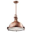 Kichler Hatteras 1 Light Mini Pendant
