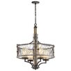 Kichler Ahrendale 4 Light Drum Chandelier