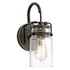 Kichler Brinley 1 Light Wall Light