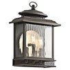 Kichler Pettiford 3 Light Outdoor Wall Lantern