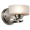 Kichler Aleeka 1 Light Wall Light