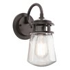Kichler Lyndon 1 Light Outdoor Wall Lantern