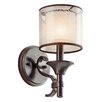 Kichler Lacey 1 Light Wall Light