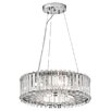 Kichler Crystal Skye 6 Light Pendant