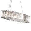 Kichler Crystal Skye 8 Light Island Chandelier