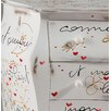 Castagnetti Renoir 3 Drawer Chest