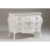 Castagnetti 3 Drawer Chest