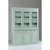 Castagnetti Yvette Solid Wood Display Cabinet