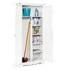 Castagnetti 192 x 87 x 40cm 2 Door Storage Storage cabinet