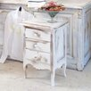 Castagnetti Signac 3 Drawer Bedside Table