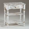 Castagnetti 1 Drawer Bedside Table