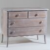 Castagnetti Ether 4 Drawer Chest