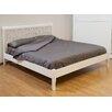 Castagnetti Carved Bed Frame