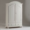 Castagnetti External 2 Door Wardrobe